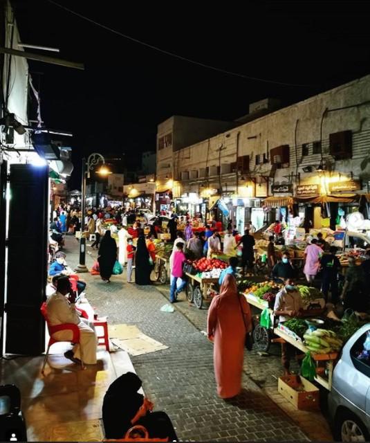 Albalad, Jeddah, Saudi Arabia
