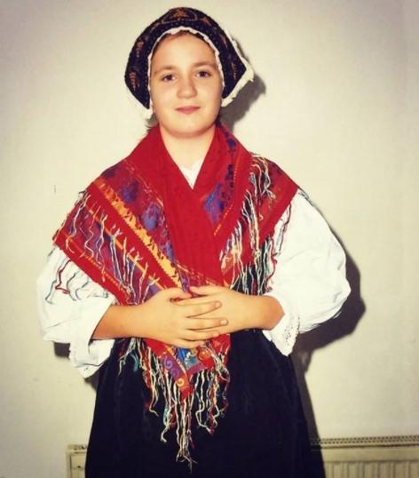 Slovene Tranditional Dress Slovenka