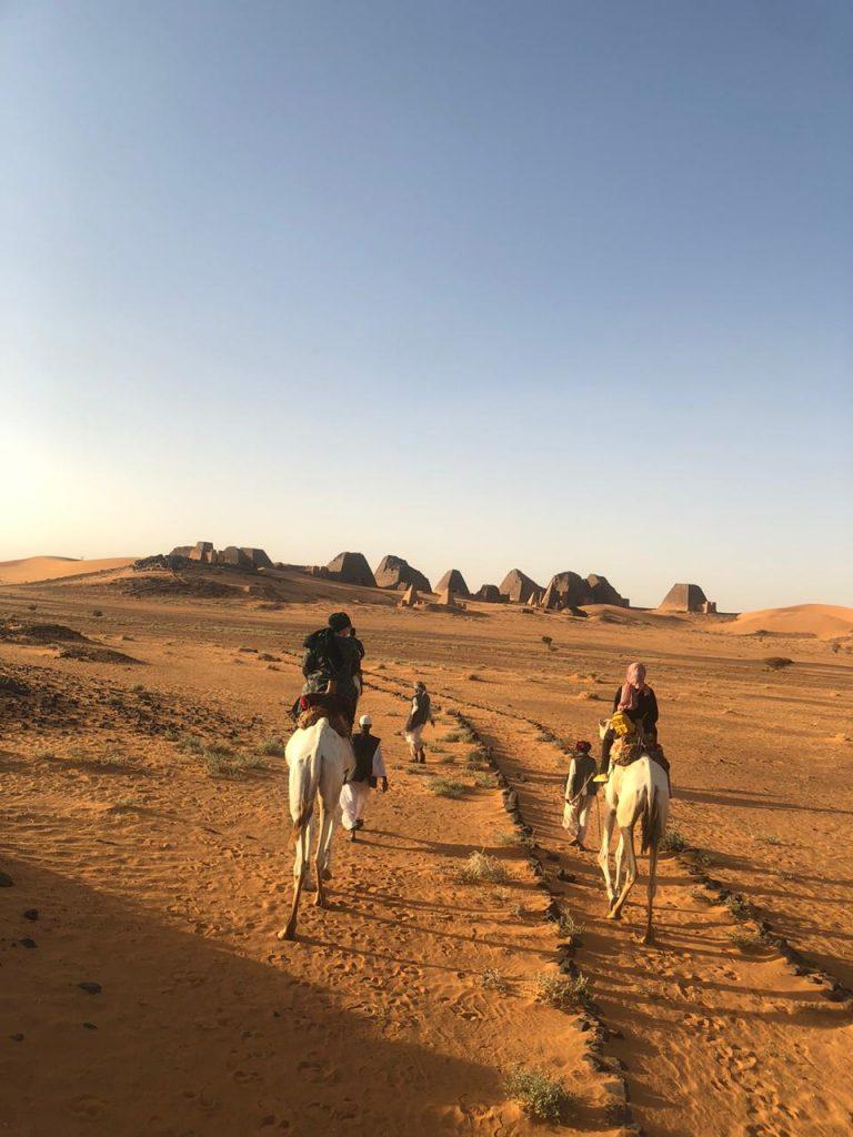 nubijske piramide