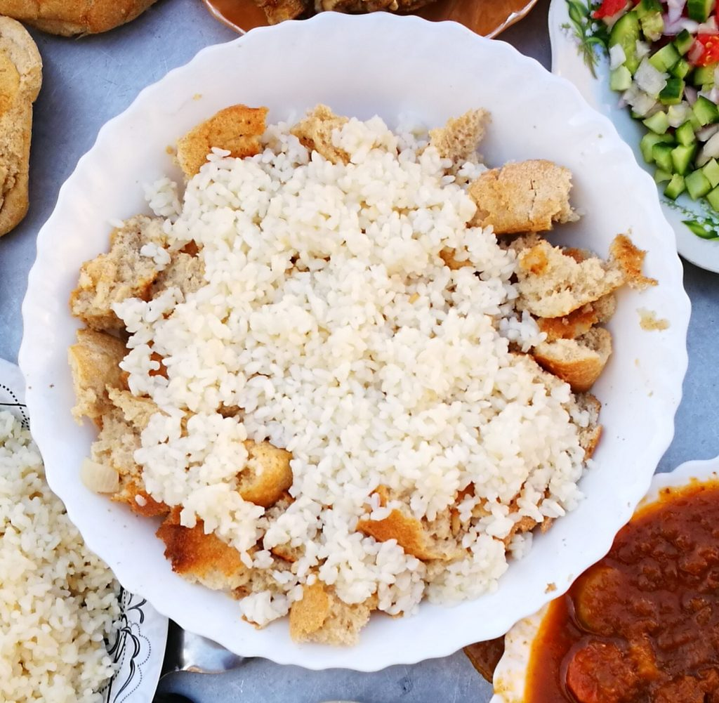 Fata - Sudanese Food
