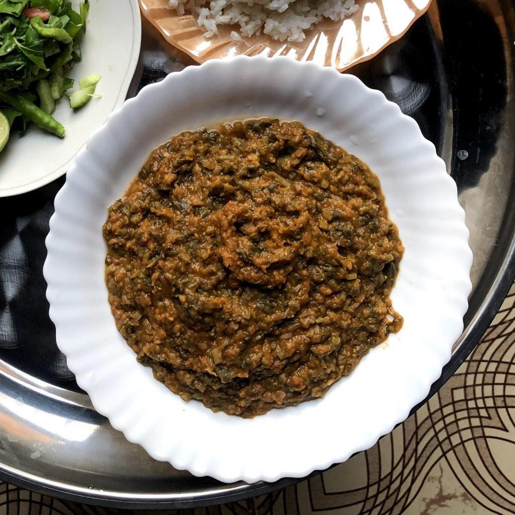 Rijla - Sudanese food