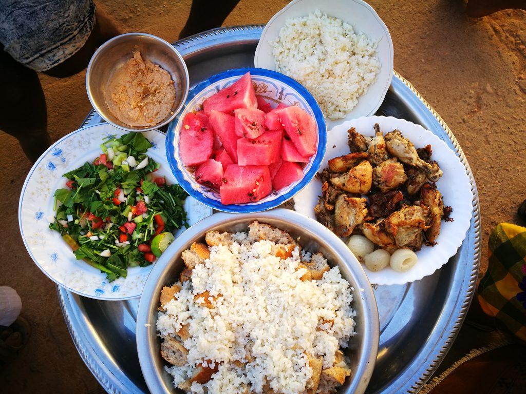 sudanska hrana